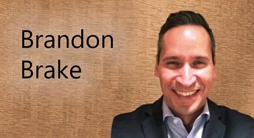 Brandon Brake, Business Development Director - Southcentral