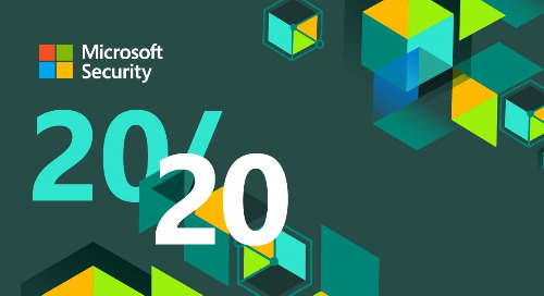 Edgile Named Microsoft Security 20/20 Awards Finalist as Security System Integrator of the Year