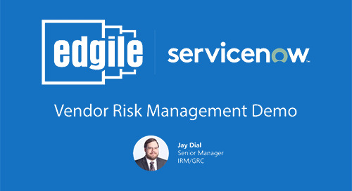 Vendor Risk Management Demo