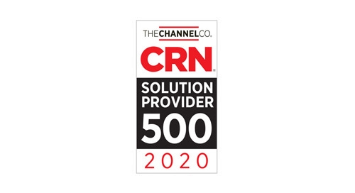 Edgile named in the CRN Solution Provider 500 List for 2020