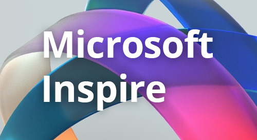 Edgile speaks with Sue Bohn and Irina Nechaeva at Microsoft Inspire 2020