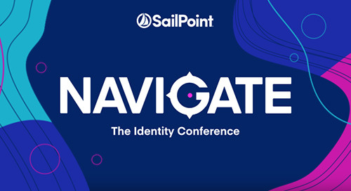 August 27, 2020 - REGISTRATION: SailPoint Navigate - The Identity Conference