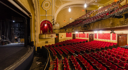 How the Athenaeum Theatre Increased Revenue and Patron Engagement with OvationTix