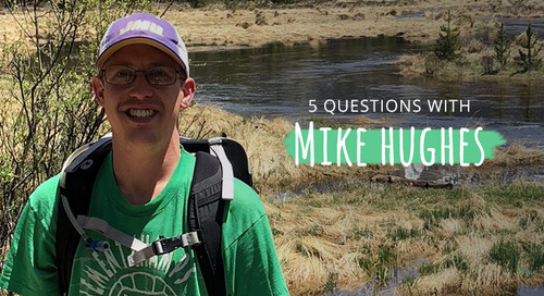 5 Questions with Michael Hughes