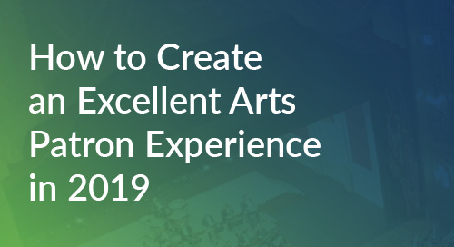 How to Create an Excellent Patron Experience in 2019 - Webinar Recording