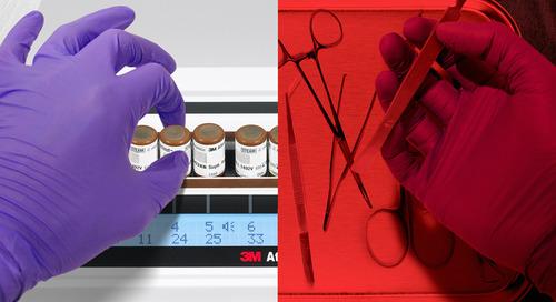 Stérilisation à la vapeur et dispositif d'épreuve de procédé.