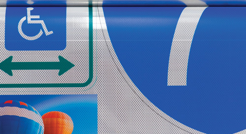 Traffic sign production: 5 benefits of digital printing.