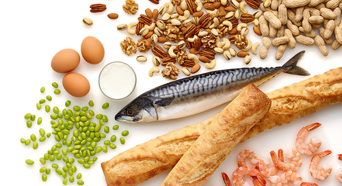 La détection des allergènes alimentaires est importante.