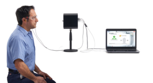 How to perform ear fit testing with the 3M™ E-A-Rfit Dual-Ear Validation System