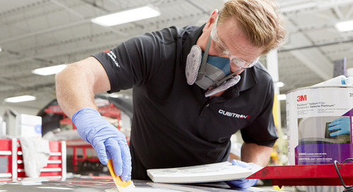 A Chip Foose guide to Bondo® Products for cars.