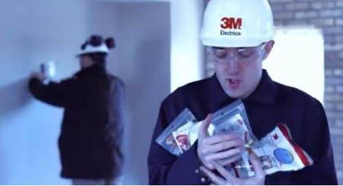 Uncover the Secret to consistent and reliable results year round with 3M electrical products.