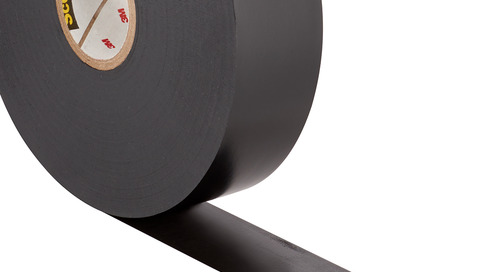 Un indispensable de la boîte à outils : Ruban isolant en vinyle.