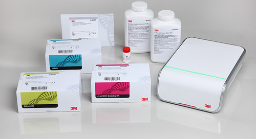 USDA choisit 3M pour détecter E.coli, salmonelle et Listeria.