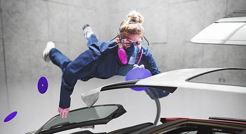 Comment améliorer le rendement de vos produits abrasifs pour réparation de carrosserie.