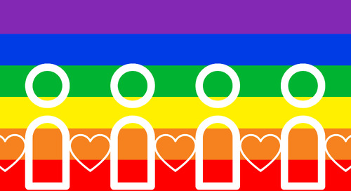 Proud to be allies for change: how safe spaces support diversity and inclusion.