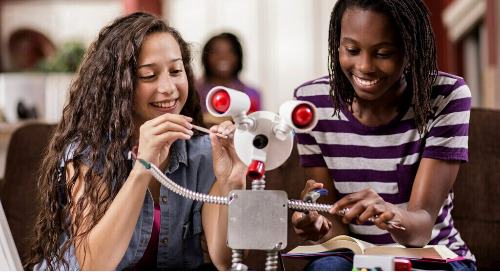 68% of Canadians acknowledge that underrepresented minority groups often do not receive equal access to STEM education.
