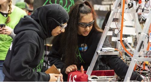 Improving equity in STEM education for Canadians.