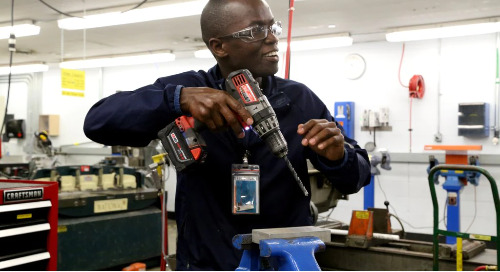 Skills for success: How COVID-19 has increased demand for skilled trades.