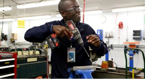 Compétences pour réussir : La façon dont la COVID-19 a augmenté la demande de métiers spécialisés.