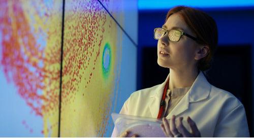 À la lumière de la pandémie, 93À la lumière de la pandémie, 93% reconnaissent que les scientifiques sont essentiels pour notre bien-être.
