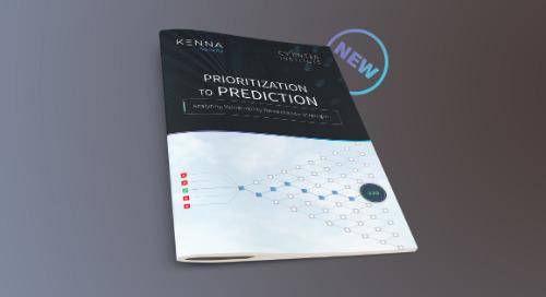 Prioritization to Prediction Report, Volume 1