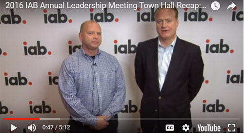 "IAB Town Hall Recap: ""You're Only As Strong As Your Weakest Link"""