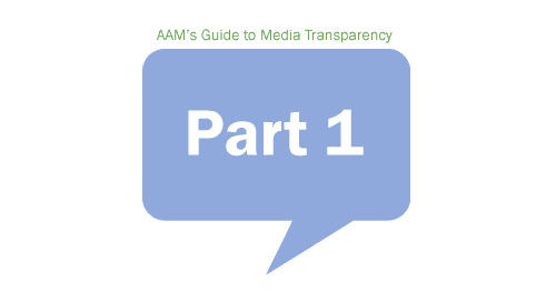 Media Transparency: Perspectives on Ad Fraud, Ad Blocking, Viewability and Programmatic Advertising