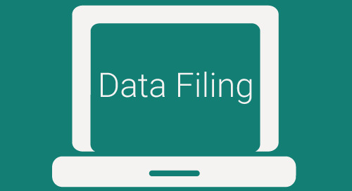 Filing Data in AAM's Rapid Report Tool