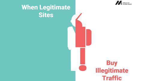 When Legitimate Sites Buy Illegitimate Traffic [SlideShare]