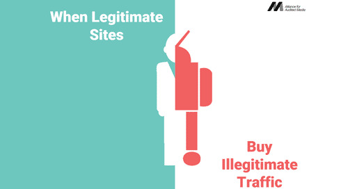 When Legitimate Sites Buy Illegitimate Traffic [SlideShare]