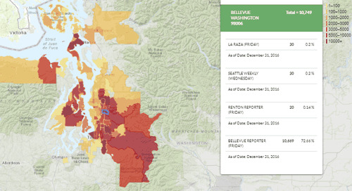 A Look at News Media Companies Using AAM's New Mapping Tool
