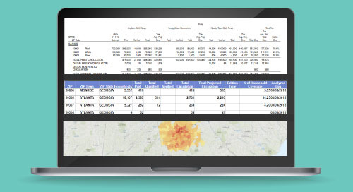 3 Ways to Access Newspaper ZIP Code Data in AAM's Media Intelligence Center