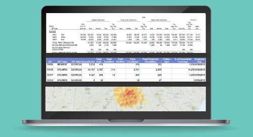 3 Ways to Access Newspaper ZIP Code Data in AAM's Media Intelligence Center