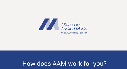 How AAM Works for News Media Publishers and Buyers [Video]
