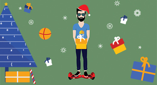 Have Yourself a Very Techy Christmas: 5 Christmas Gifts Your Developers Will Love