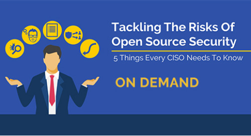 SC Magazine - 5 Things Every CISO Needs To Know About Open Source Security