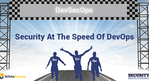 Security at the Speed of Software Development - a lean-agile approach to achieving DevSecOps culture