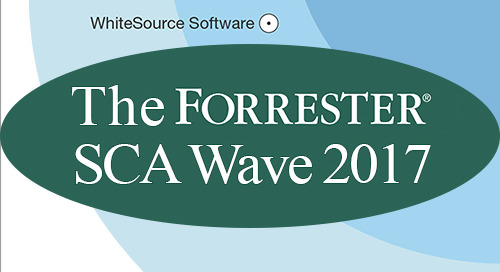 WhiteSource Featured in Forrester SCA Wave 2017