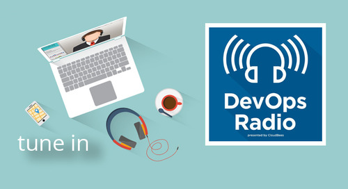 CloudBees DevOps Radio Podcast