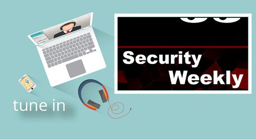 Security Weekly Podcast