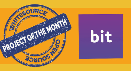 Bit- WhiteSource's Open Source Project of the Month for July 2018