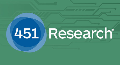 Application security shifts left in  system development lifecycle by 451 Research