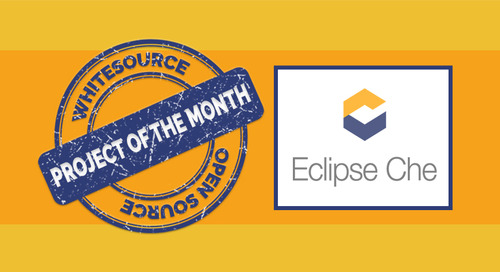 Eclipse Che- WhiteSource's Open Source Project of the Month for September 2018