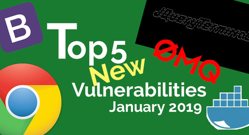 Top 5 New Open Source Vulnerabilities in January 2019