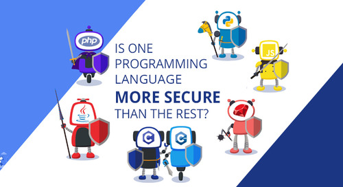 Is One Programming Language More Secure Than The Rest?