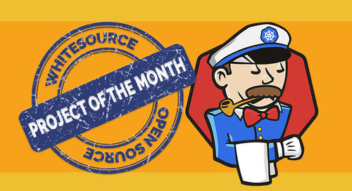 Jenkins X- WhiteSource's Open Source Project of the Month for March 2019