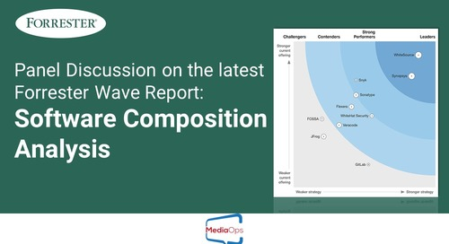 Panel Discussion: Forrester's Latest Wave Report on Software Composition Analysis
