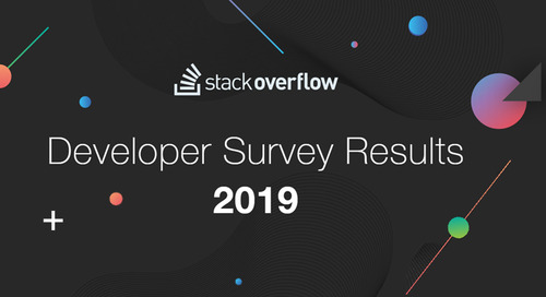 The Results for 2019 are in: Here are the Key Takeaways from Stack Overflow's Developer Survey