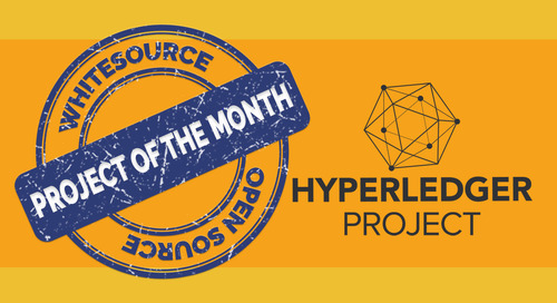 HyperLedger - WhiteSource's Open Source Project of the Month for April 2019