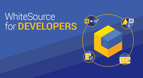 WhiteSource for Developers